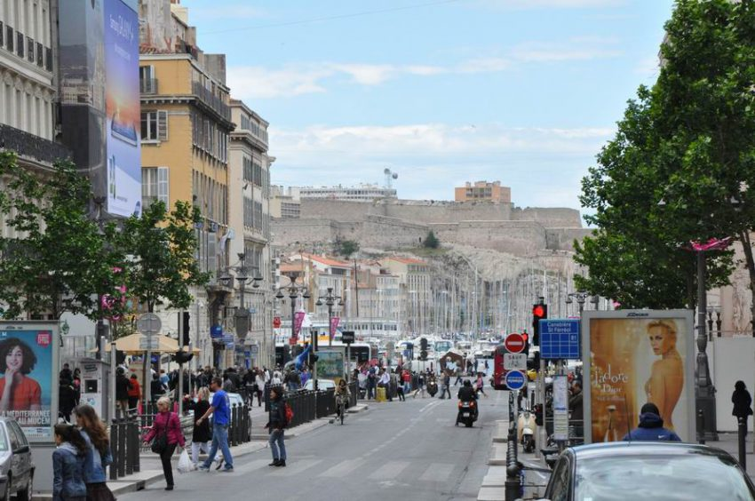 Marseille Canebiere