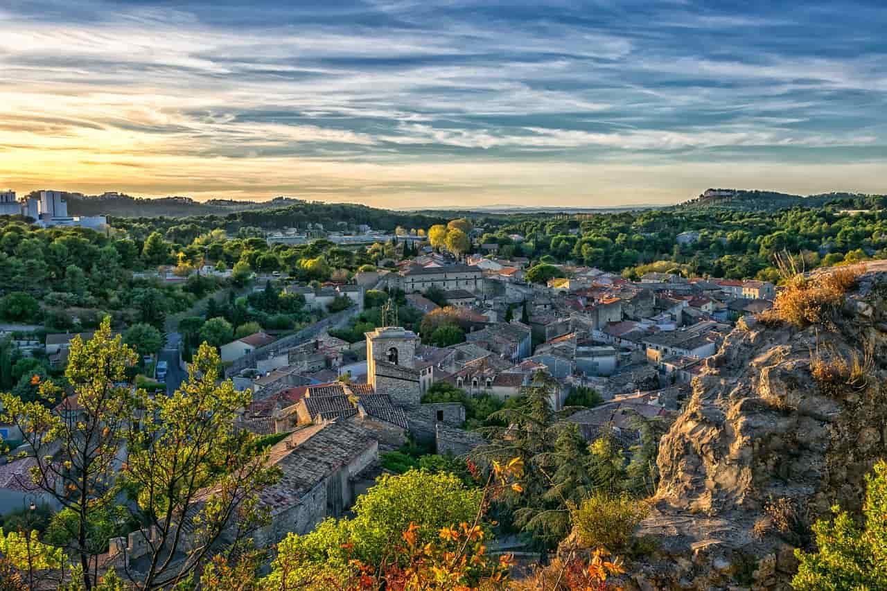 Provence Orgon